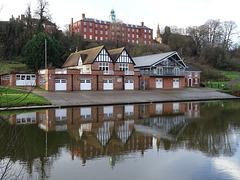 Shrewsbury school and boat club
