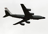 Boeing RC - 135 Rivet Joint 55th Wing USAF at Waddington 1st July 2012