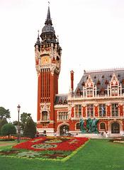 Calais, Hôtel de Ville (Rathaus)
