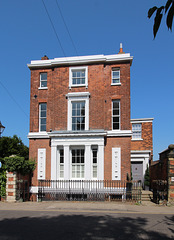 House in Westgate, Louth, Lincolnshire