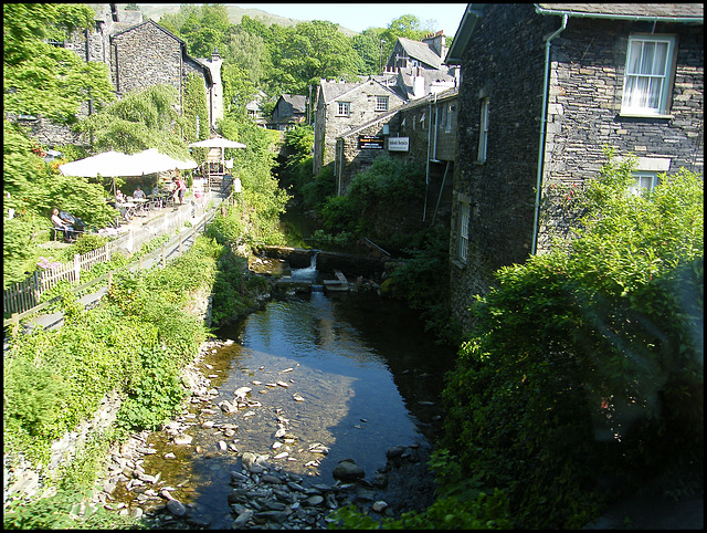 the river at Ambleside