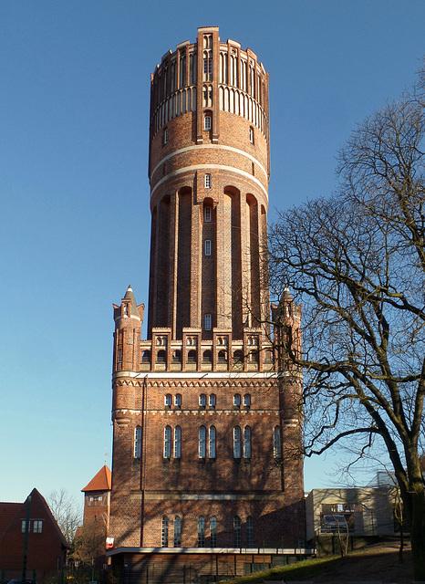 Lüneburg, der Wasserturm (PiP)