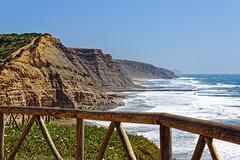 Praia de São Julião, Portugal, HFF