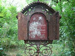 Grabmal Josef und Monika Pfefferle