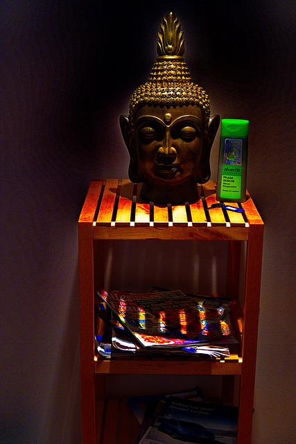 Der entleibte Buddha
