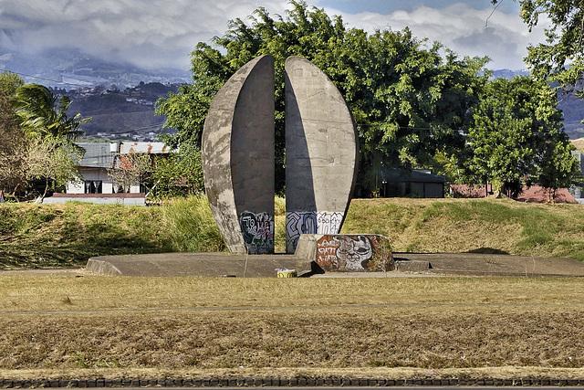 The Coffee Bean Monument – Alajuela, Costa Rica