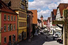 Ein verträumtes Städtchen - A romantically sleepy village
