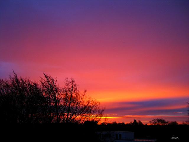...und immer wieder geht die Sonne auf...