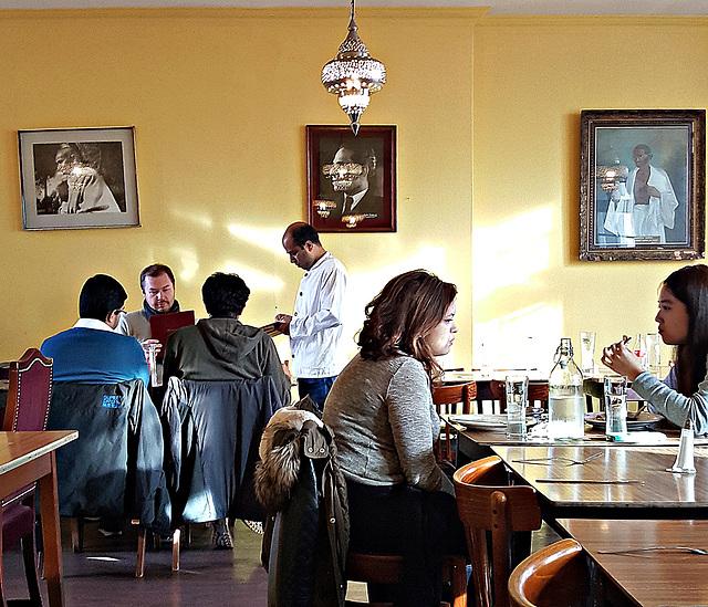 Historical restaurant