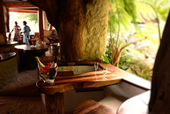 On The Rocks Restaurant - Rockwater Resort Tanna Island Vanuatu