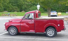 Morris 6cwt Van (Pick Up) [1] - 22 October 2021