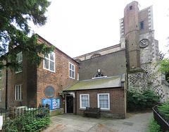 mortlake church