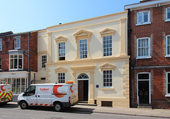 The Mansion House, Louth, Lincolnshire