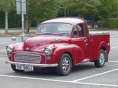 Morris 6cwt Van (Pick Up) [2] - 22 October 2021