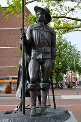 Statue of Wigbolt Ripperda