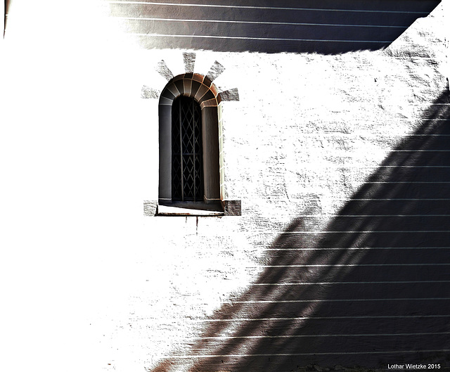 Fenster an St. Josef...