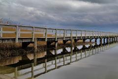 Die Brücke zum Horizont
