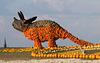 Kürbisschau Krewelshof - Triceratops DSC00779