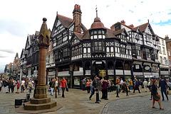 England - Chester Rows