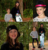 Girls collage