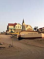 Kirchen-Schiff mit HFF ;)