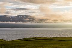 Evening at Eyjarfjörður