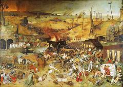 Pieter Brueghel: La triumfo de l' morto (pentraĵo)