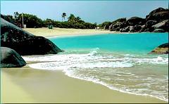 Tortola : Virgin Gorda, un'isola che invita a spiaggiarti