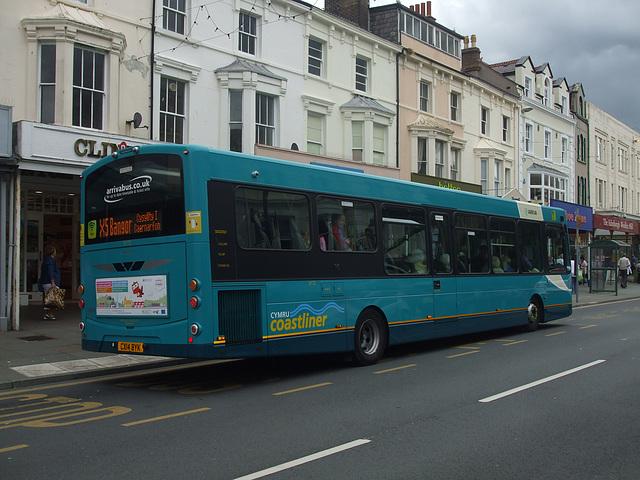 DSCF9895 Arriva Cymru CX14 BYK