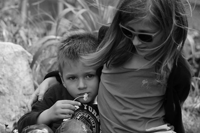 le frère et la soeur