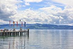 Schiffsanlegestelle Kressbronn - Bodensee