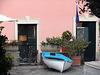 la barca sotto casa