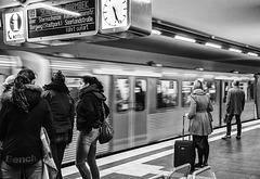 U-Bahn fahr`n