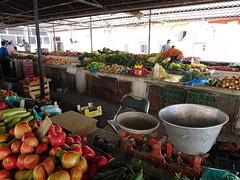Market in Berat