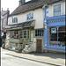 old shop in Faringdon