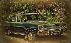 Berline Dart Dodge ( Chrysler  1966)