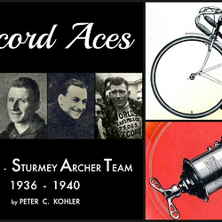 Sturmey Archer Team cover final