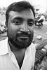 Bangladesh - barbe courte et noire
