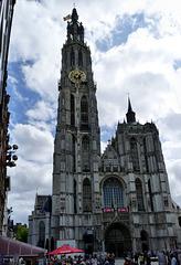 Antwerp - Onze-Lieve-Vrouwekathedraal