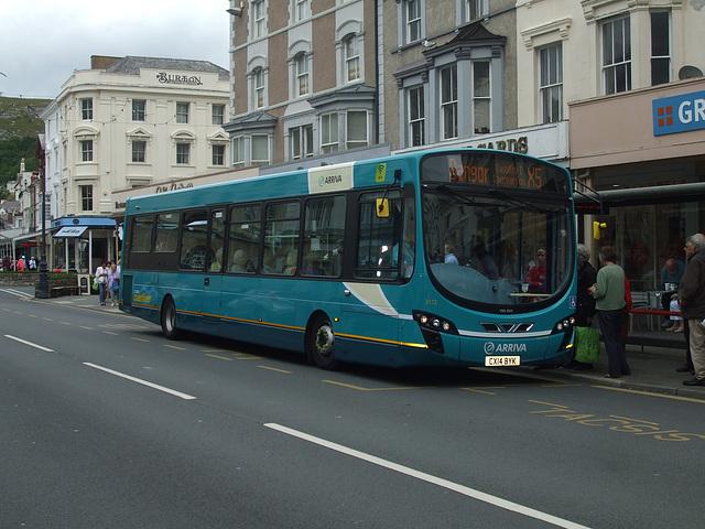 DSCF9893 Arriva Cymru CX14 BYK