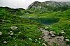 Der Formarinsee - ein Hochgebirgssee