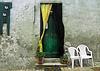 Saludecio: la porta verde -2