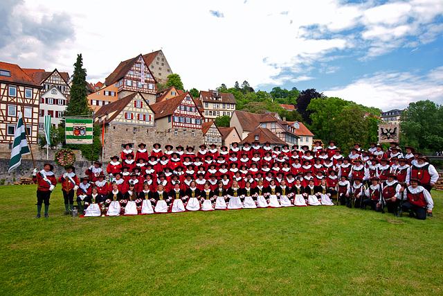 Grosser Siedershof Schwäbisch Hall