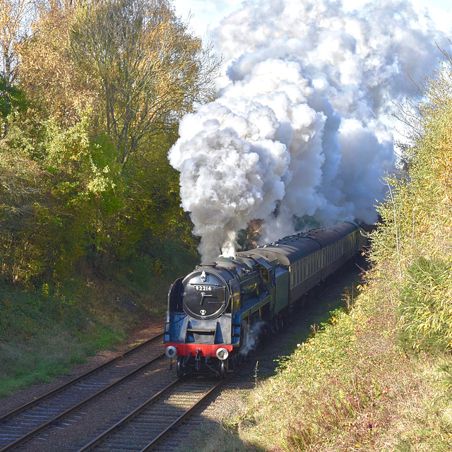 Great Central Railway Loughborough Leicestershire 10th November 2019