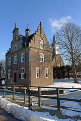 Nederland - Jisp, raadhuis