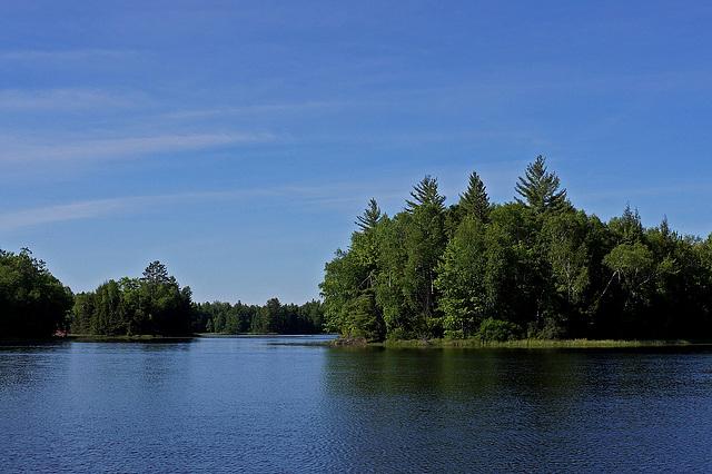 Lower Bass Lake - Antigo, Wisconsin