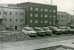 Im Heckertgebiet von Chemnitz 1985