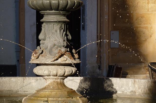 Aix - Fontaine des Tanneurs