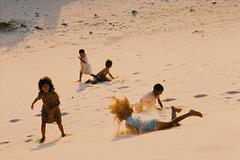 Les enfants des dunes (2)