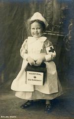 Little Girl Nurse